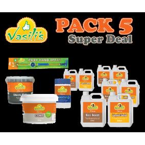 Pack 5