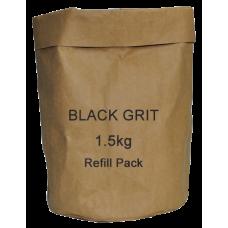 Black Grit 1.5kg REFILL