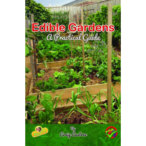 Edible Gardens: A Practical Guide by Craig Castree 1/2 price sale