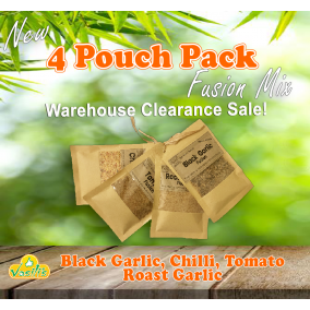 4 Pouch Pack Fusion