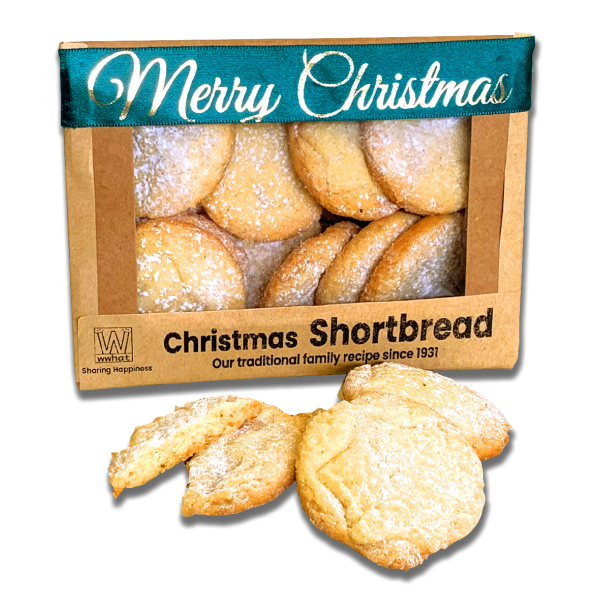 Christmas Shortbread 160g