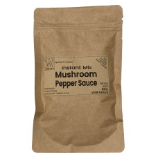 Mushroom Pepper Sauce - Instant Mix