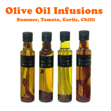 Olive Oil Infusion 250ml 4pk
