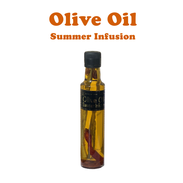 Olive Oil Summer Infusion 250ml