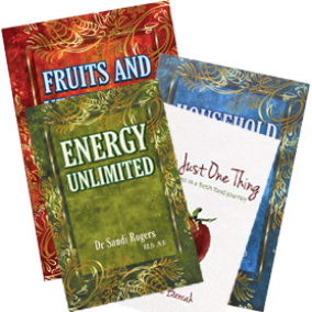 Food as Medicine Book Bundle Deal