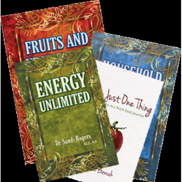 Food as Medicine Book Bundle Deal