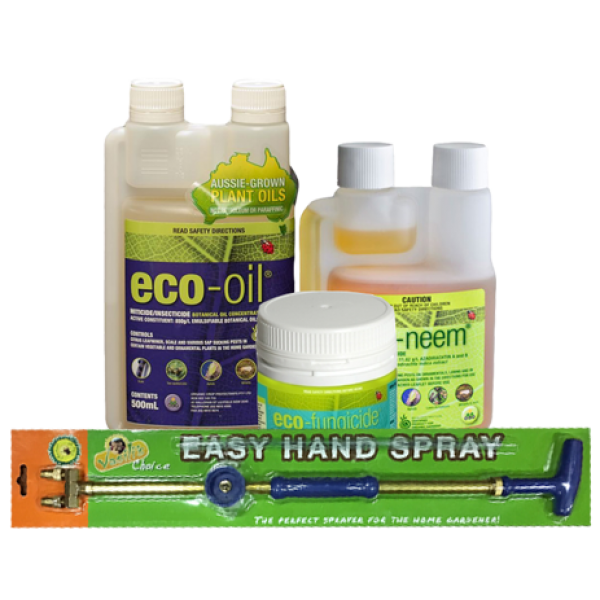 Organic Garden Care Pack + Sprayer