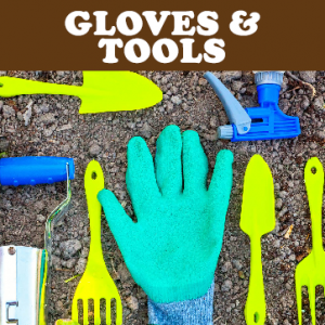 Gloves & Tools