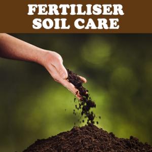 Fertilisers - Black Grit