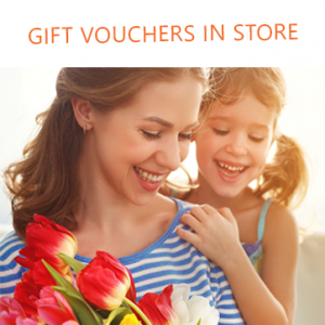 Gift Vouchers In Store