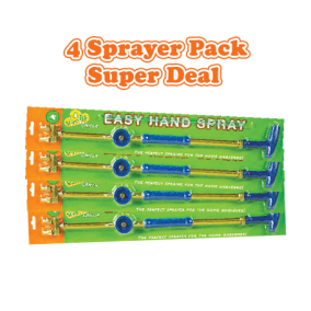 4 Sprayer Pack Super Deal