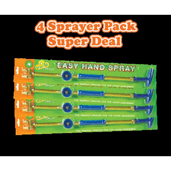 4 Sprayer Pack Super Deal