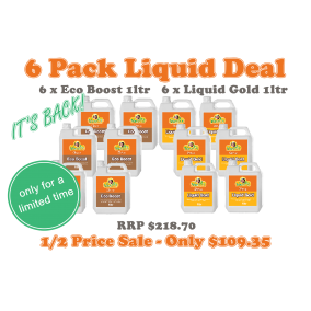 6 Pack Liquid 1ltr
