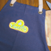 Apron Navy Blue Thumb Logo