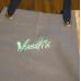 Apron Sage Green Vasili's Logo
