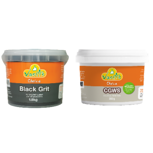 Black Grit 1.5kg +CGWS 200g