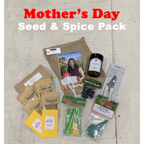 Mother's Day Seed & Spice Pack