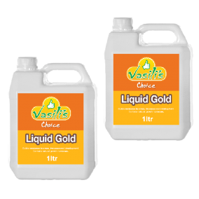 Liquid Gold 1Ltr Twin Pack