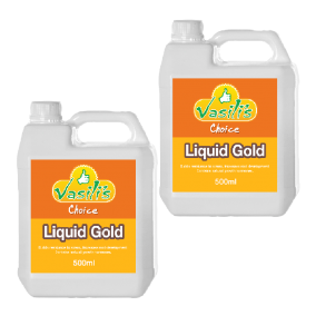 Liquid Gold 500ml Twin Pack