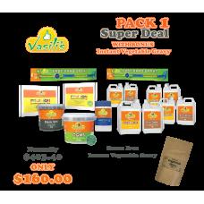 Pack 1+ BONUS Instant Gravy