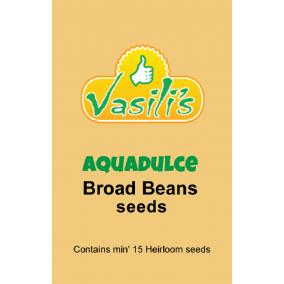 Broad Beans Aquadulce