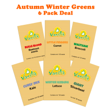 Winter Greens 6 Pack