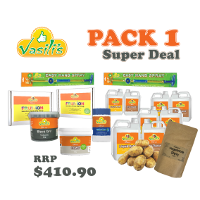 Pack 1+ BONUS Potatoes & Instant Gravy