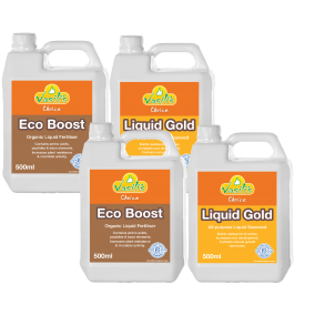 Liquid Pack 500ml Twin Pack