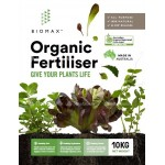 BIOMAX Organic fertiliser 10kg - Buy 1 & get 1 FREE