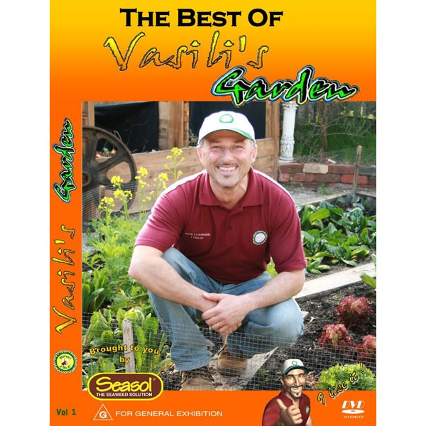 The Best of Vasili's Garden Classics.