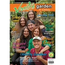 Vasili's Garden to Kitchen Magazine - Autumn 2016 (issue 9)