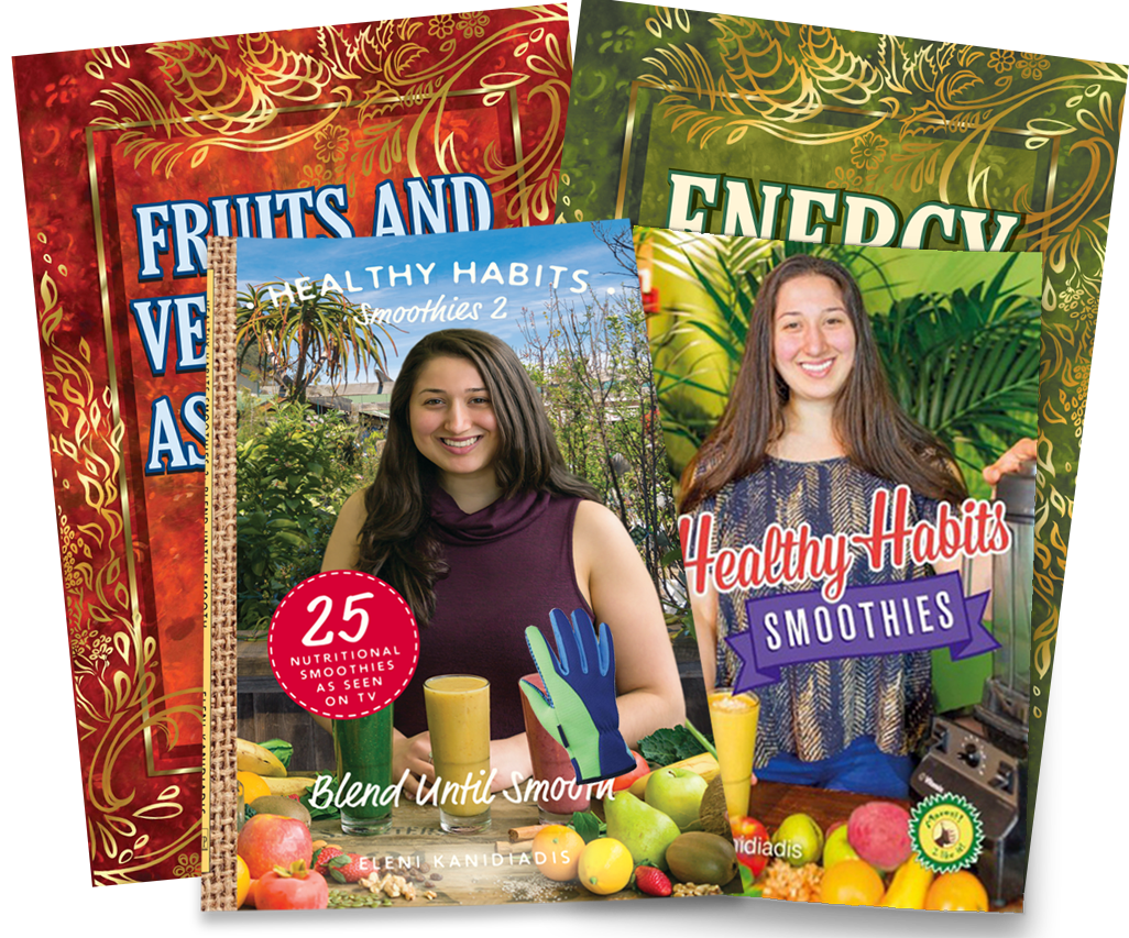 Grow It, Eat It, Use It Gift Pack: includes 4 books