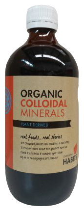 Changing Habits Colloidal Minerals