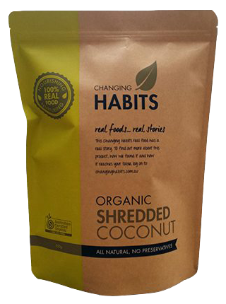 Changing Habits Shredded Coconut
