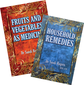 Fruit & Veg + Household Remedies SPECIAL OFFER!